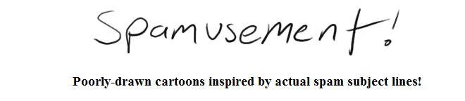 spamusement.com logo