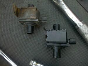 2004 Subaru Impreza WRX vapor canister purge valve