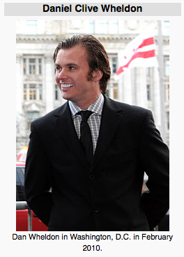 Daniel Clive Wheldon, British racing car driver