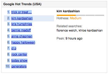 Google Top Trends Screen shot 2011-10-31 at 11.15.30 PM